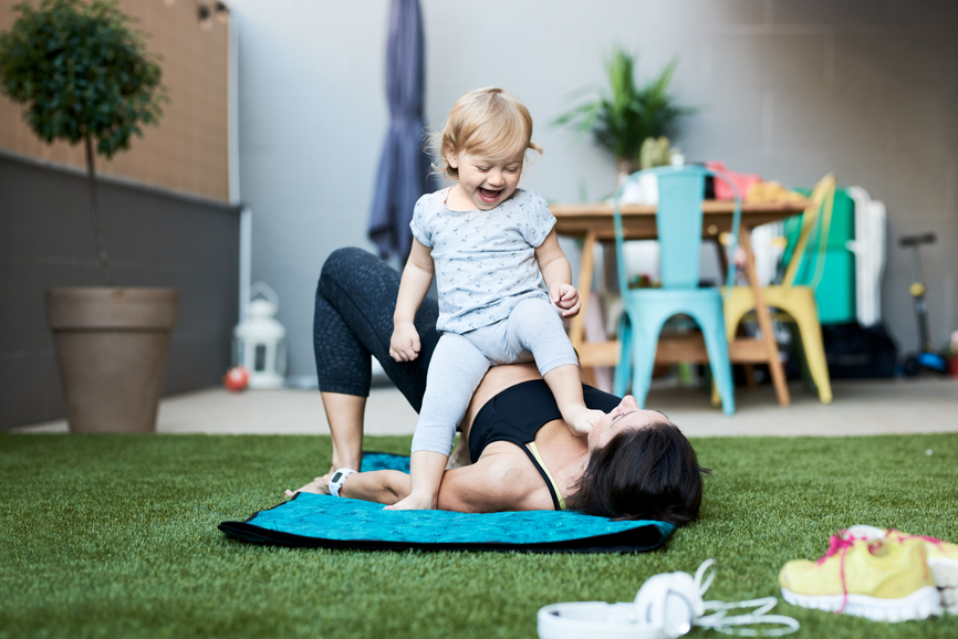 New Business Idea – Yoga for Mums and Little Ones